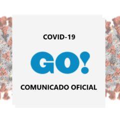 Aplazamiento y cancelación de eventos y actividades por el virus COVID-19