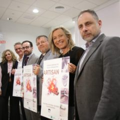 ARTISAN, Artesanos del Fuego,  la unión de  Joyeria y Gastronomia por Córdoba