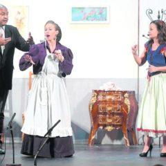 El Barbero de Sevilla en Teatro Isabel la Católica de Granada