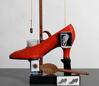 Exposición de Miró a Barceló (un siglo de arte español) en el Centre Pompidou Málaga