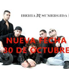 Iberia Sumergida en la Sala Porta Caeli Global Music NUEVA FECHA