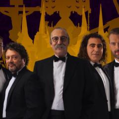 Pascual González y Cantores de Híspalis en el Teatro Cervantes de Málaga