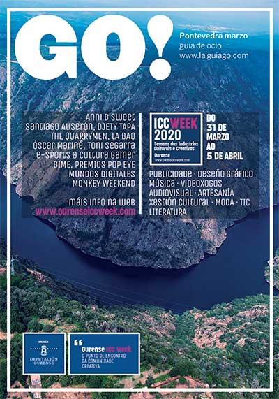 LaGuiaGo Pontevedra – Revista marzo 2020