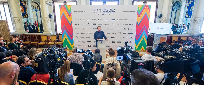Se aplaza el 23 Festival de Málaga por la incertidumbre ante el coronavirus