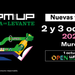 WARM UP Estrella de Levante 2020 se celebrará los días 1, 2 y 3 de octubre