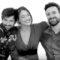 David Otero presenta 'Aire' con Georgina y Funambulista