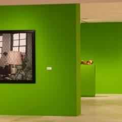 2120 La exposición después del acontecimiento en el Museo Patio Herreriano