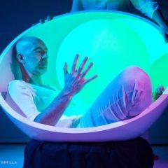 'Baby esferic' en el Centro Botín