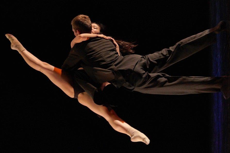 'Coreógrafos del s. XXI', Ballet Contemporáneo de Burgos en el Teatro Principal