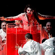 Carmina Burana (La Fura) en Teatro Rialto en Madrid