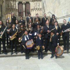 Concierto de la banda Círculo Musical Burgos en la Fundación Cajacírculo