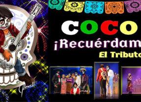 Recuérdame! El Tributo a Coco ¡El musical! en Benidorm – APLAZADO
