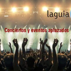 Aplazamiento y cancelación de eventos y actividades de cultura y ocio en Murcia