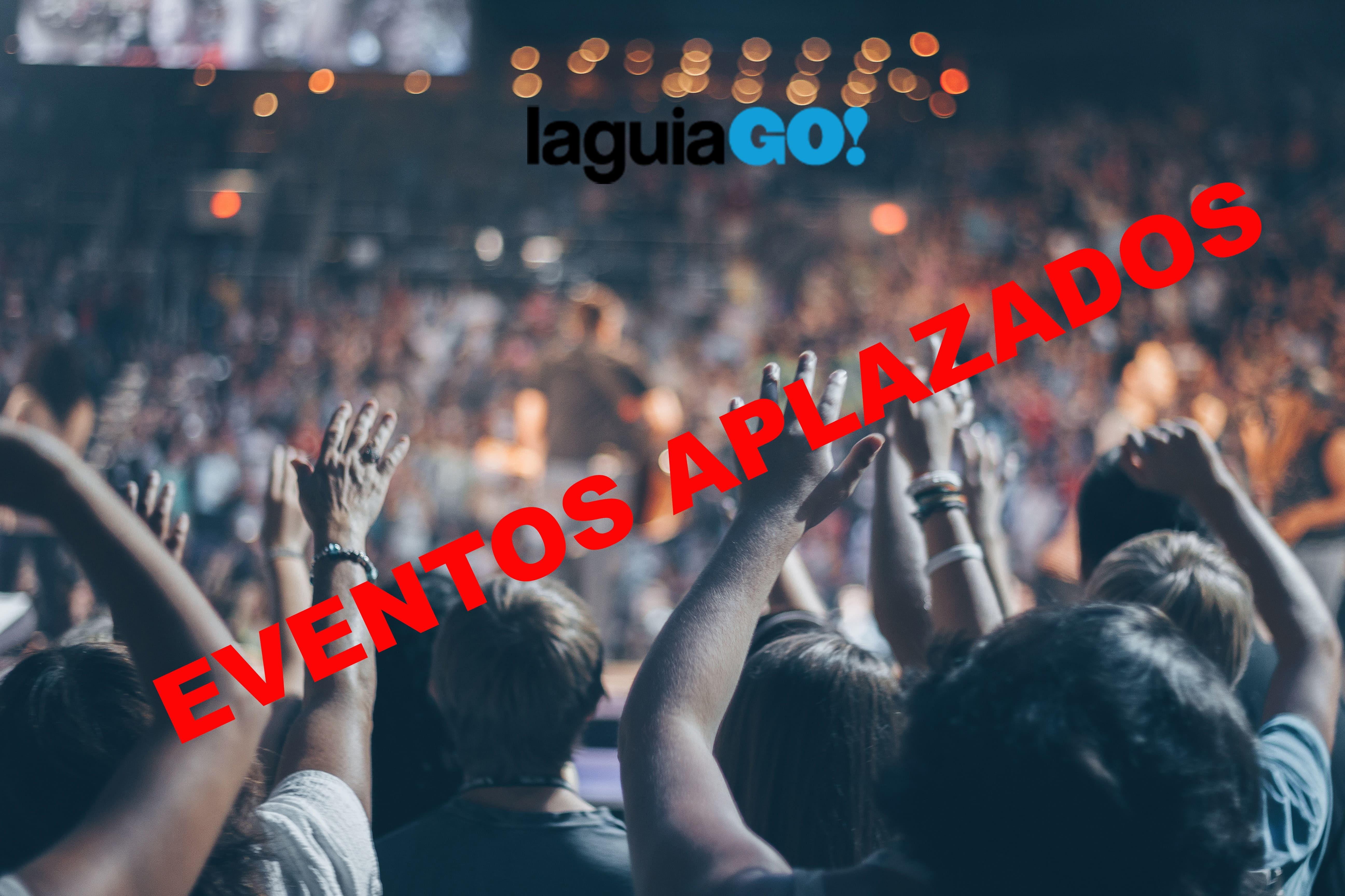 Aplazamiento y cancelación de eventos culturales por el Covid-19 en Pontevedra