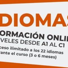 La Universidad de Burgos presenta nuevos cursos de idiomas online