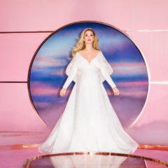 Katy Perry anuncia su embarazo en 'Never Worn White'