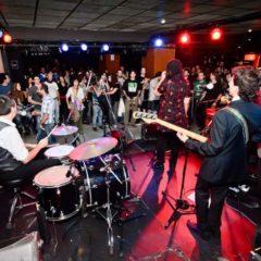 Concierto de Jamsession Cubop en Boogaclub de Granada