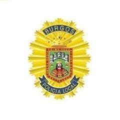 La Policía Local de Burgos colabora en animar a los más pequeños y sus vecinos