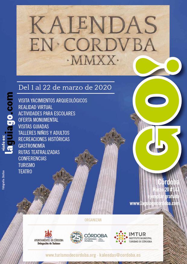 Welcome to Córdoba: ¡Revista GO! Marzo Córdoba