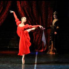 Romeo y Julieta, ballet en Centro Social Afundación de Pontevedra. Cancelado