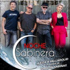 Noche Sabinera  en la Sala Porta Carli Global Music NUEVA FECHA