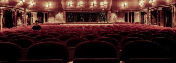 Hoy celebramos el Día Mundial del Teatro desde casa