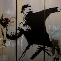 The World Of Banksy en Espacio Trafalgar en Barcelona