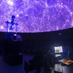 Noche de astronomía en Parque de las Ciencias de Granada