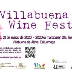 Villabuena Wine Fest. APLAZADO