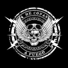 Cuatro de Copas está grabando su séptimo álbum de estudio
