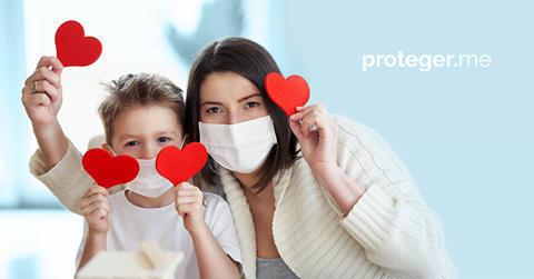 #Proteger.me , plataforma de material de protección médica contra el Covid-19