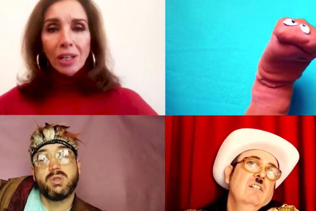 Ana Belén y Ojete Calor lanzan el tema de la Cuarentena