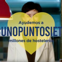 #Unopuntosiete plataforma que recoge las peticiones de los hosteleros