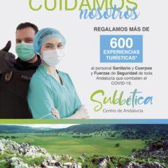 Desconecta y recupera fuerzas en el Centro de Andalucía… ¡Ahora te cuidamos nosotros!