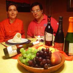 Sección #cocinaencasa con Azucena propietaria y cocinera en Casa Manolo