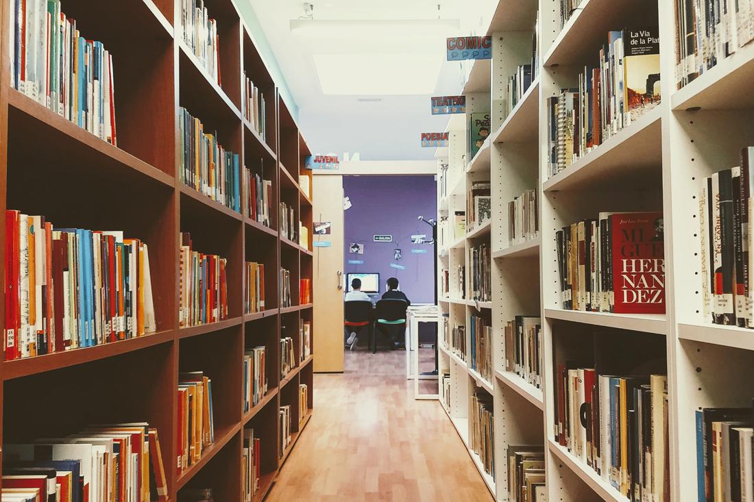 Día del Libro desde la Biblioteca de Cacabelos