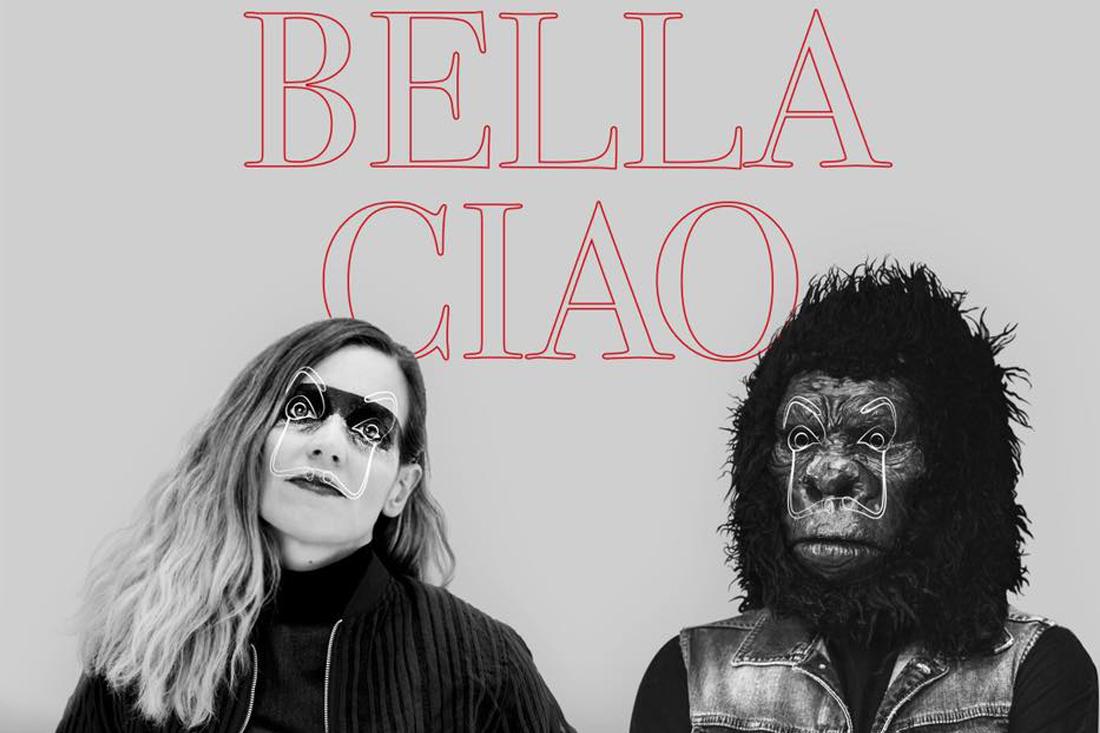 ELYELLA estrenan remix del Bella Ciao de la Casa de Papel