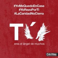 Las Empresas de Córdoba apoyan la campaña @TuEresElAngelDeMuchos de #Caritas