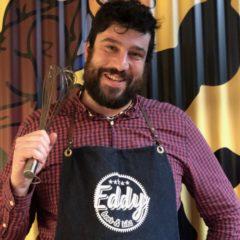 #cocinaencasa con Luis Gutiérrez propietario y cocinero en el Eddy beer &ribs