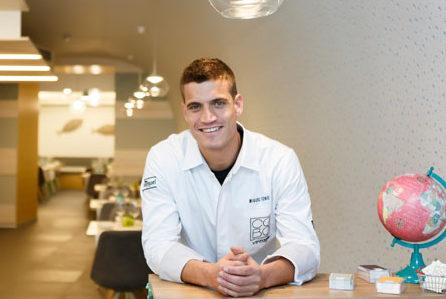 Miguel Cobo nos enseña a preparar deliciosas recetas en su perfil de Instagram