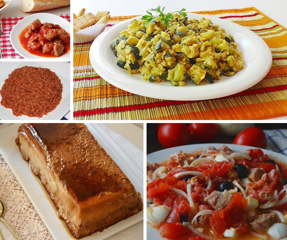 Recetas de cocina murciana