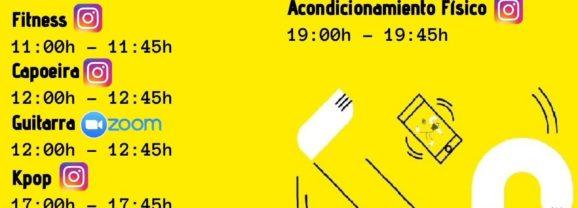 Talleres y actividades gratuitas para el fin de semana con Redes Murcia
