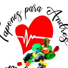 Colabora en la iniciativa burgalesa 'Tapones Para Andrés'