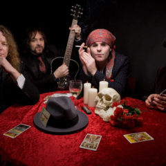 Vuelven `The Quireboys´a la Sala Porta Caeli Global Music