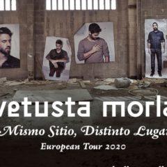 Nuevas fechas de las giras de Vetusta Morla