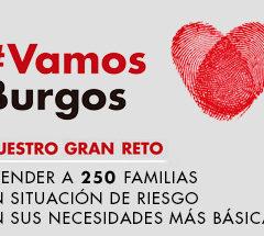 #VamosBurgos, el gran reto de la Fundación CajaCírculo