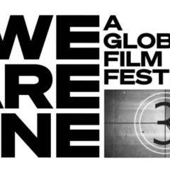 We Are One: A Global Film Festival; festival de cine online