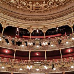 Fragmentos audiovisuales del Teatro Arriaga