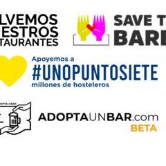 Las iniciativas más solidarias para ayudar a nuestros bares