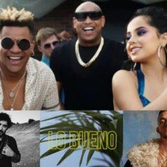 C. Tangana, Maluma, Antonio Orozco, Becky G y más temas nuevos para este fin de semana